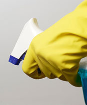 GERMICIDALS & DISINFECTANTS